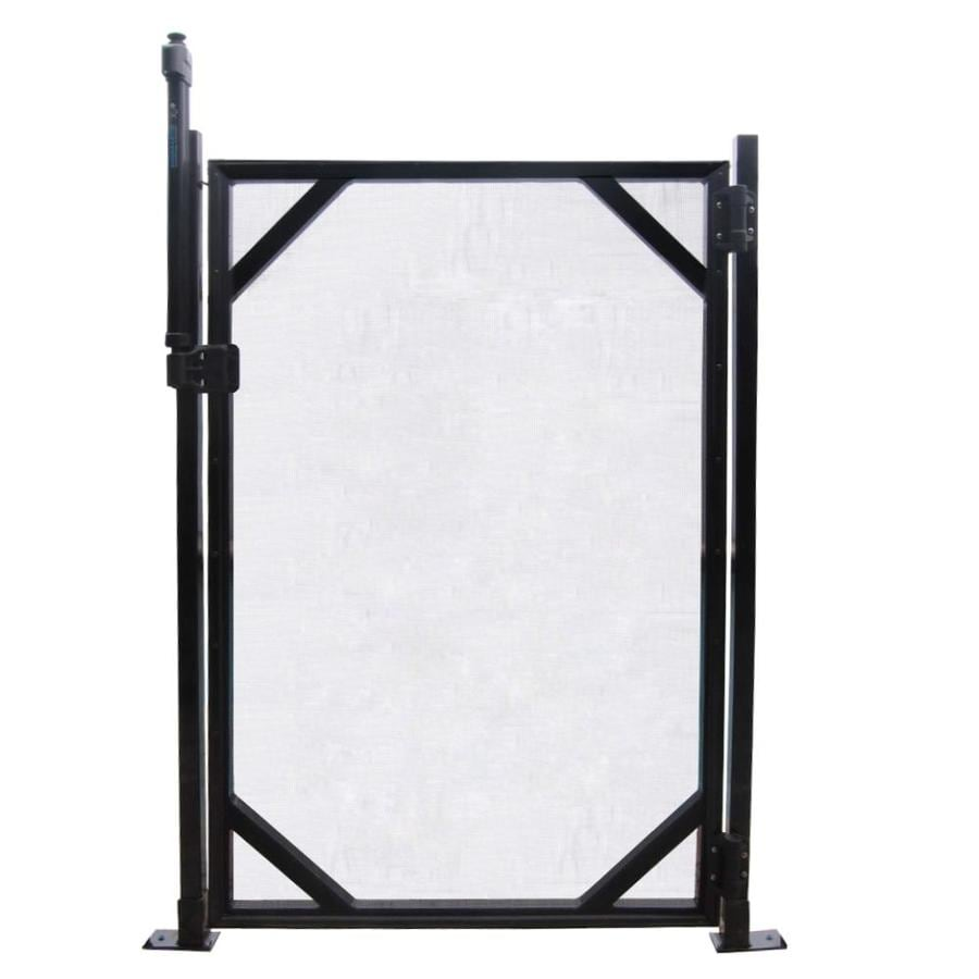 GLI In-Ground Steel Pool Fencing Gate (Common: 2.5-ft; Actual: 2.5-ft)