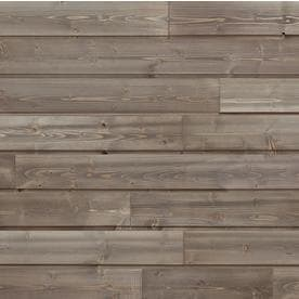 Design Innovations Reclaimed Shiplap 10.5-sq ft Wall Plank Kit