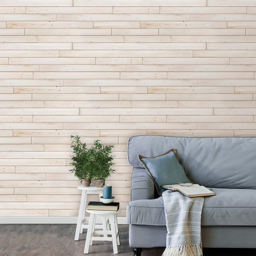 Reclaimed wood panel effect faux wallpaper best hd wallpaper for Reclaimed wood sources