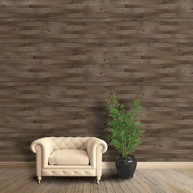 Reclaimed 14 Sq Ft Weathered Wood