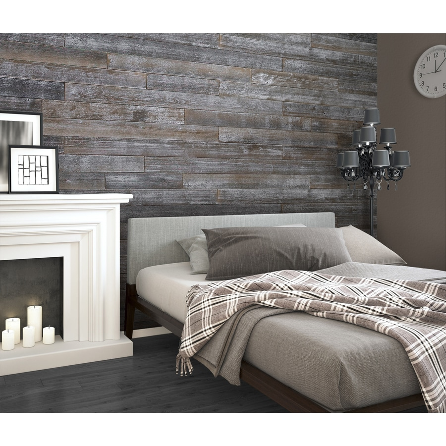 Painted Wall Planks At Lowes