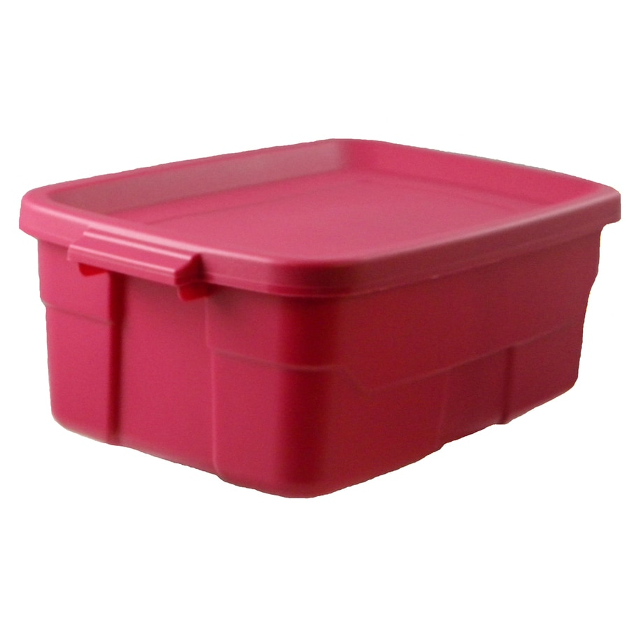 Centrex Plastics, LLC Rugged Tote 10-Gallon Tote with Standard Snap Lid