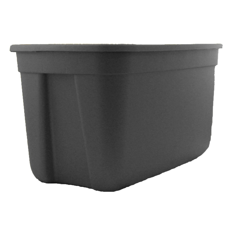 Centrex Plastics, LLC 30-Gallon Tote with Standard Snap Lid