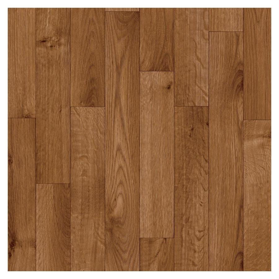 Shop Armstrong Flooring Ashton Ft W Browns Tan Wood Look