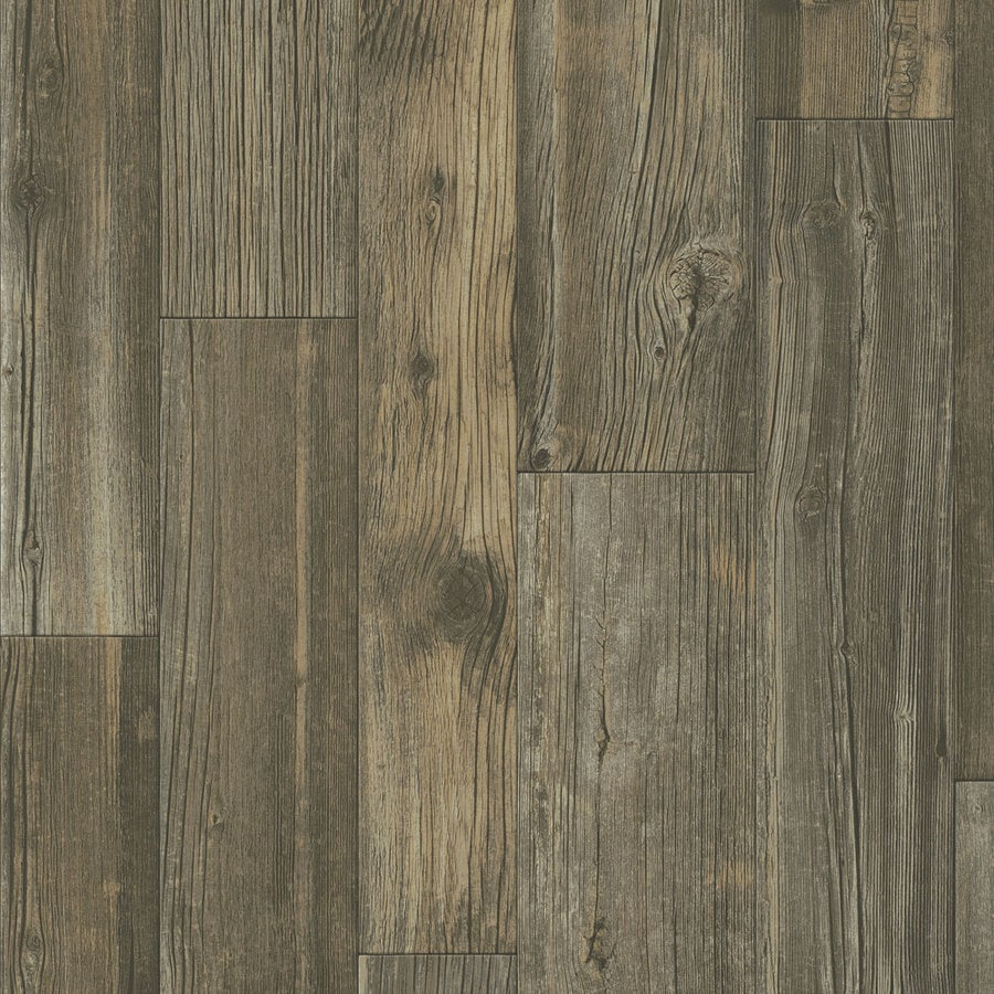 Shop armstrong flooring concerto premium 12 ft w x cut to for Dark wood vinyl flooring