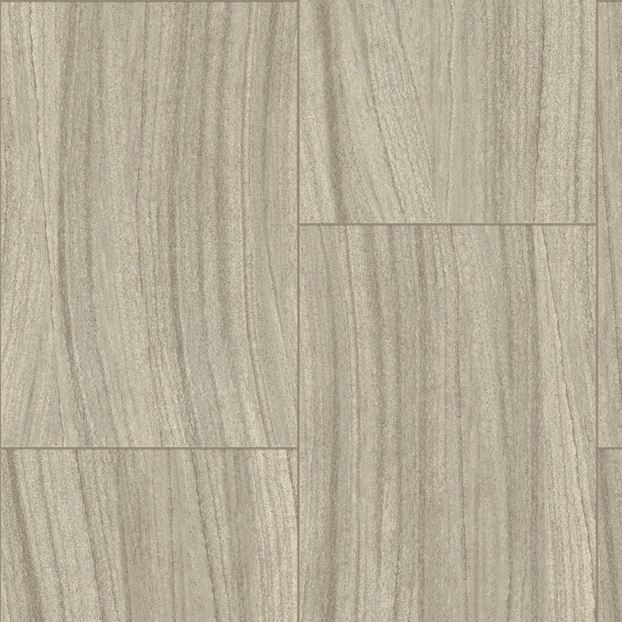Armstrong Flooring Concerto Premium 12-ft W Shiny Dime Stone Low-Gloss Finish Sheet Vinyl