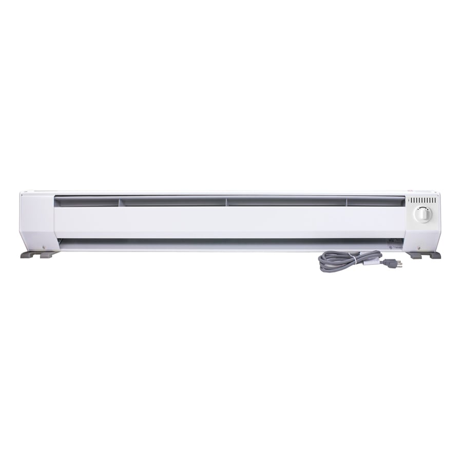 King 38-in 120-Volt 1500-Watt Standard Electric Baseboard Heater
