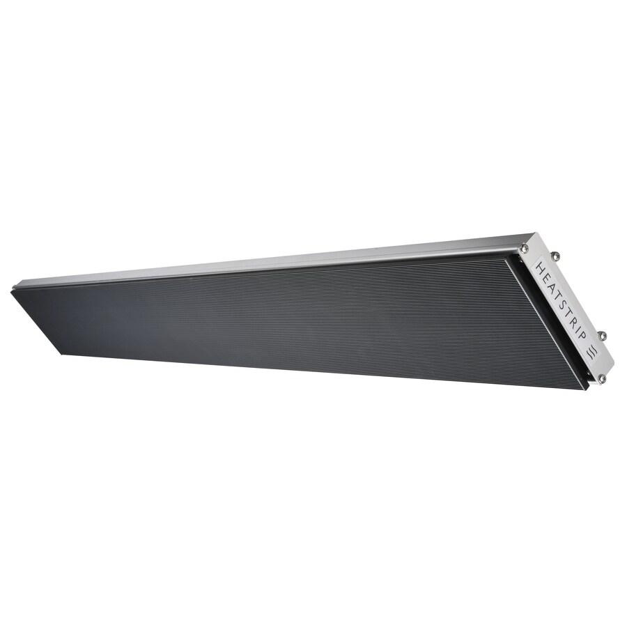 Shop HeatStrip 10919BTU 208Volt Black Silver Aluminum Electric