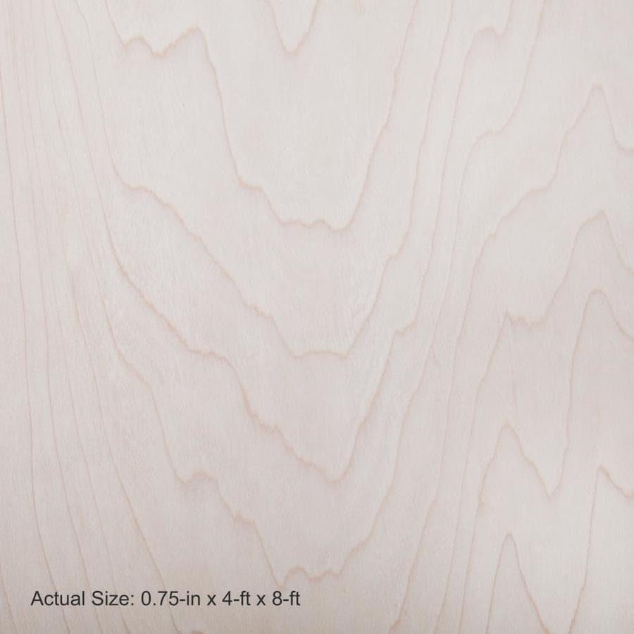 7-Piece Maple Veneer 8 x 8