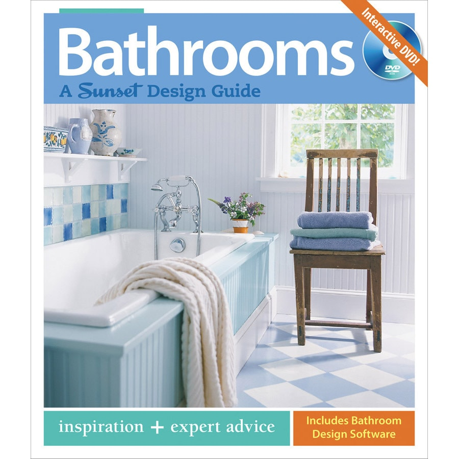 A sunset design guide to bathrooms at lowes com