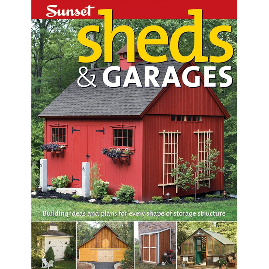 Sunset to Sheds and Garages