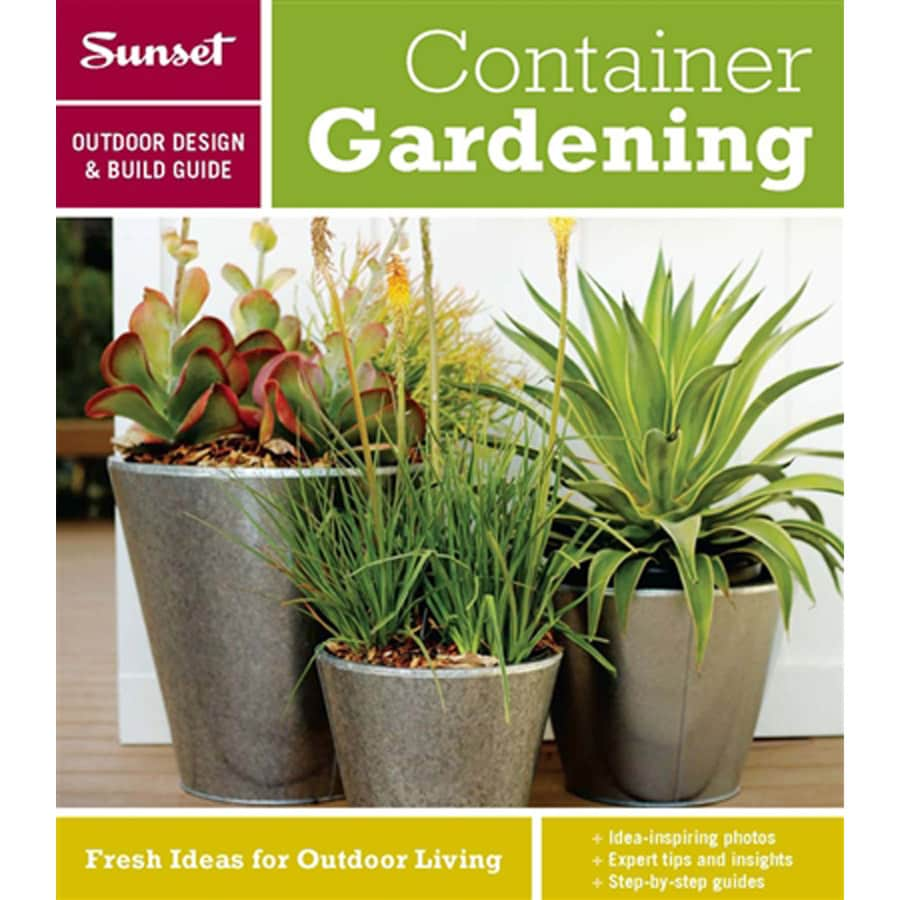 Outdoor Design and Build Container Gardening