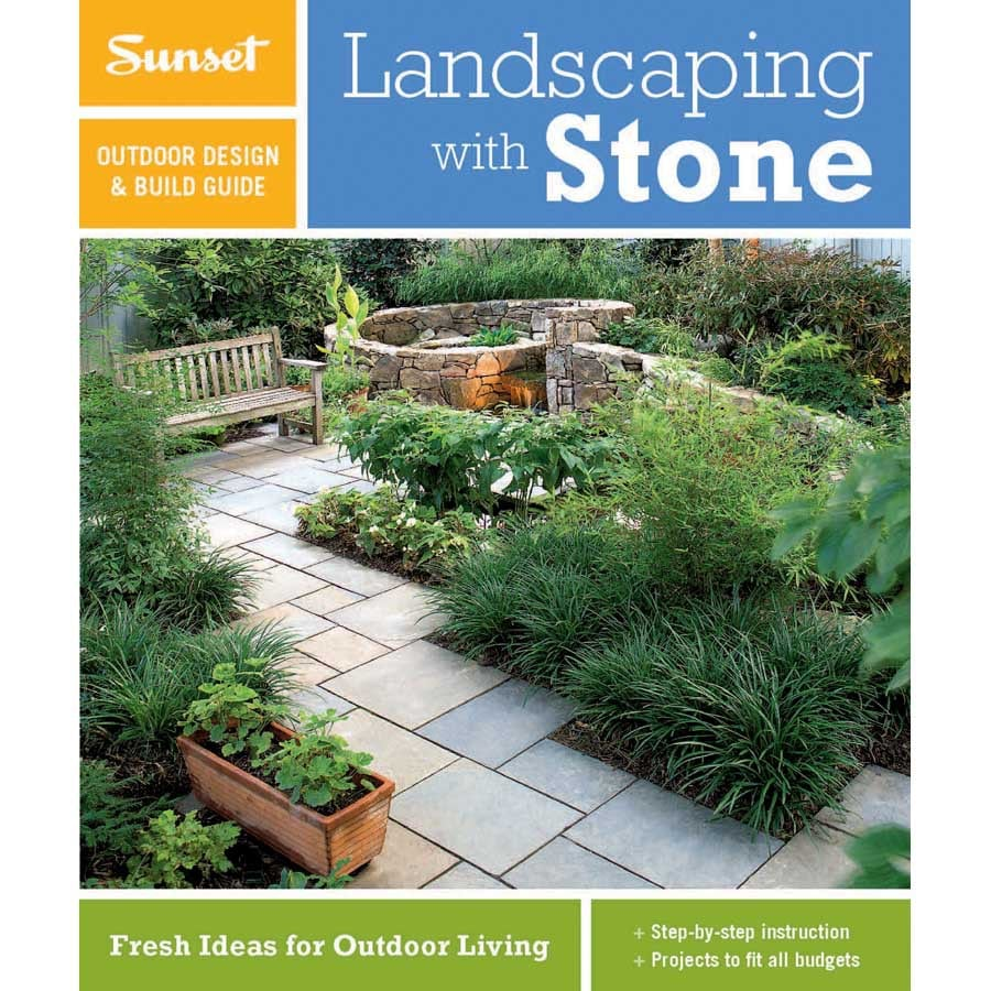 Outdoor Design and Build Landscaping with Stone