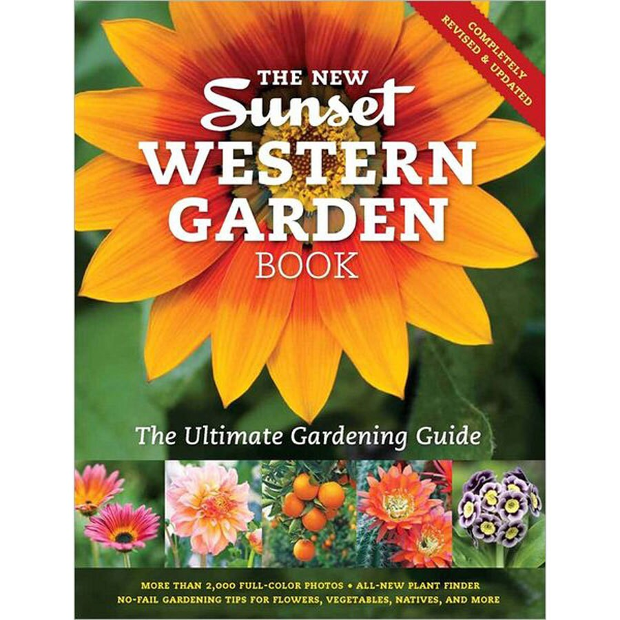 New Sunset Western Garden Book (9th Edition)
