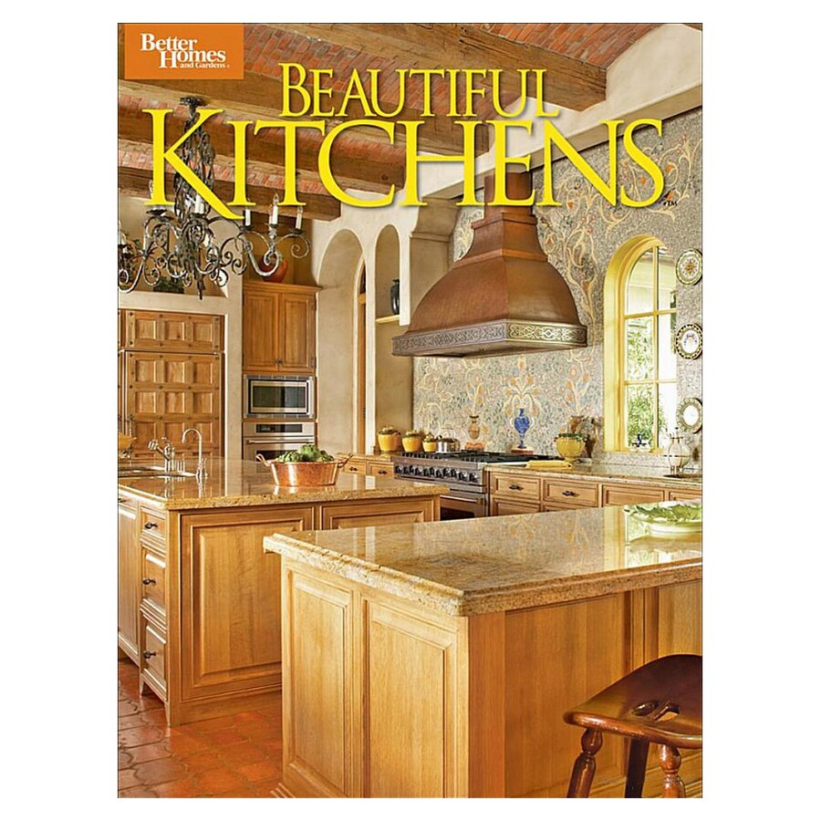 Shop Better Homes And Gardens Beautiful Kitchens Book At