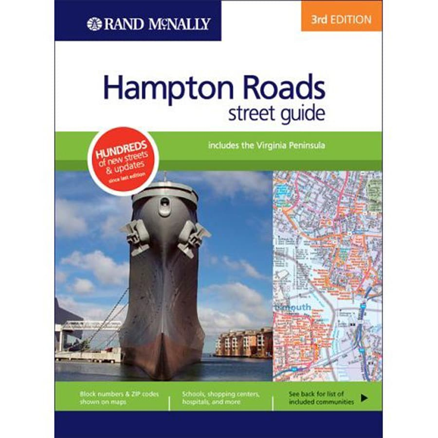 Hampton Roads VA Street Guide