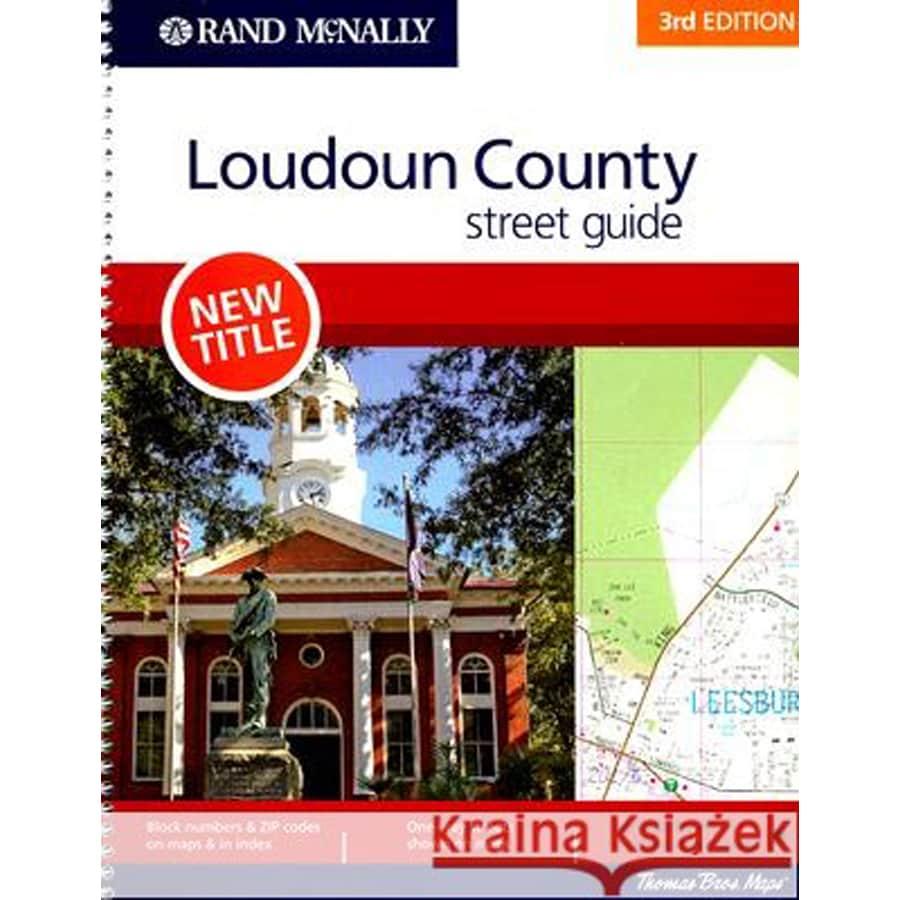 Loudoun County Street Guide (3rd Ed.)