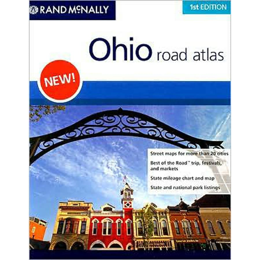Ohio Road Atlas (1st Ed.)