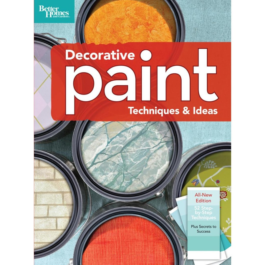 Home Design Alternatives Decorative Paint Techniques and Ideas