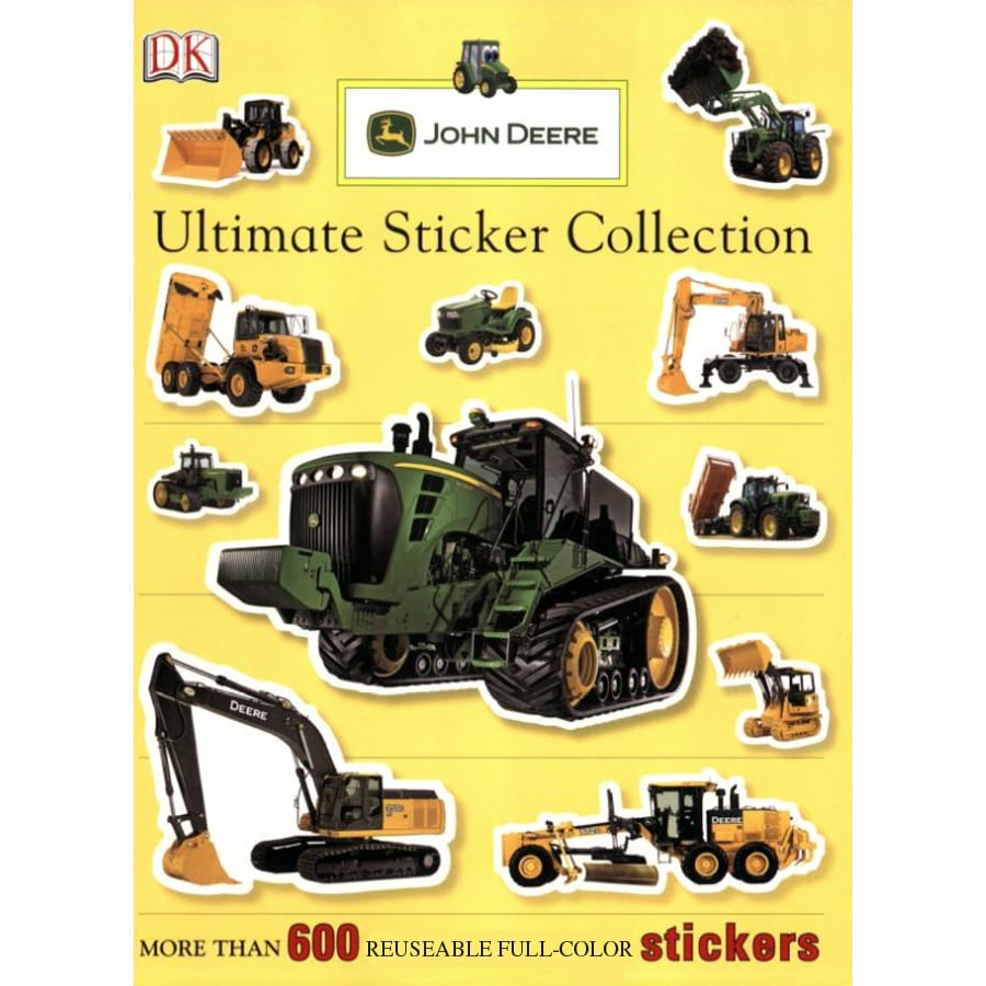 John Deere Ultimate Sticker Collection