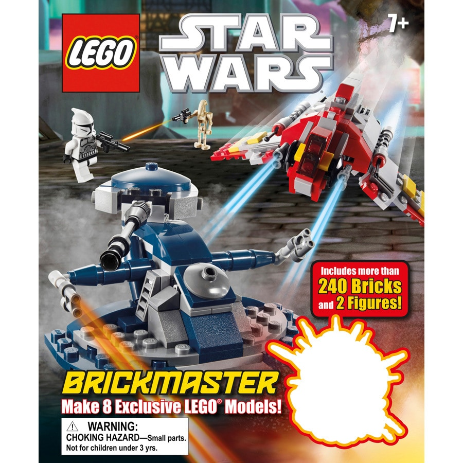 Lego Brickmaster Star Wars