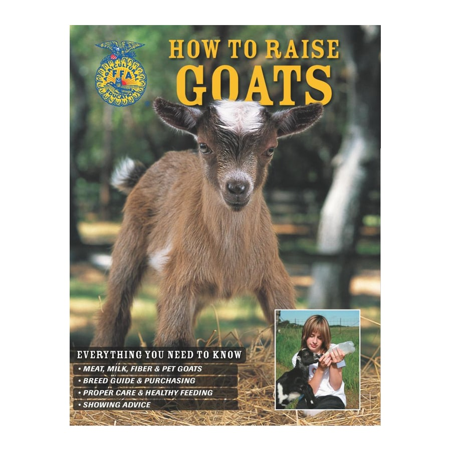 How To Raise Goats Book