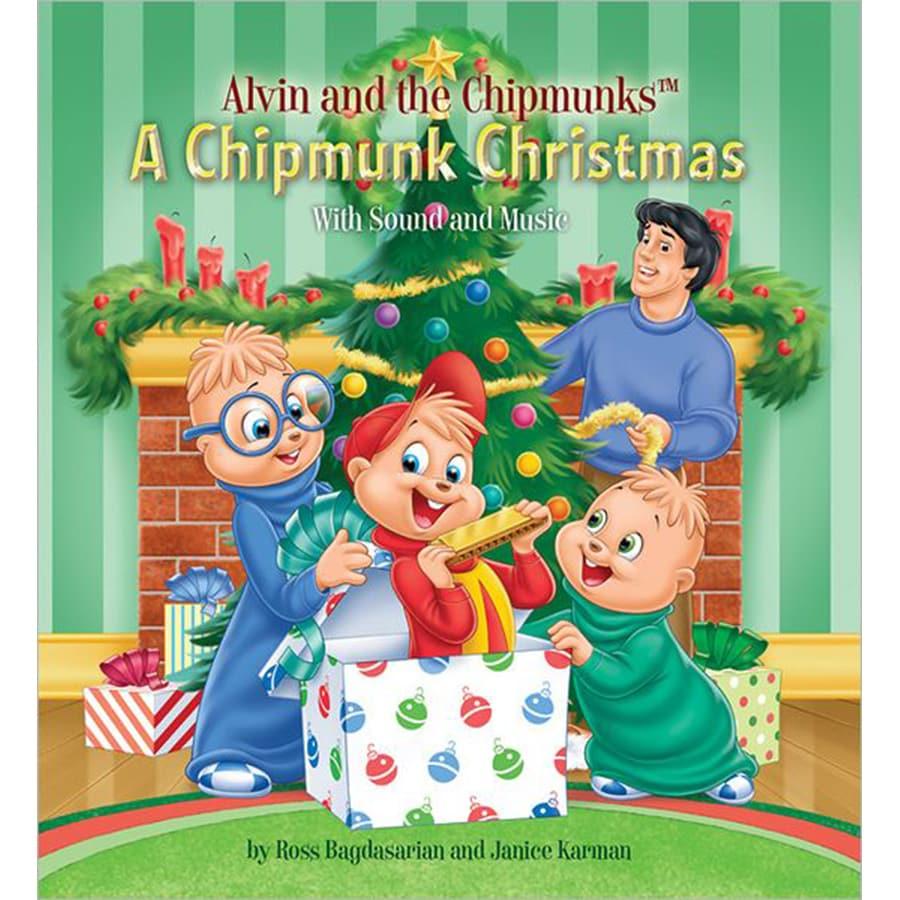 Shop A Chipmunk Christmas at Lowes.com
