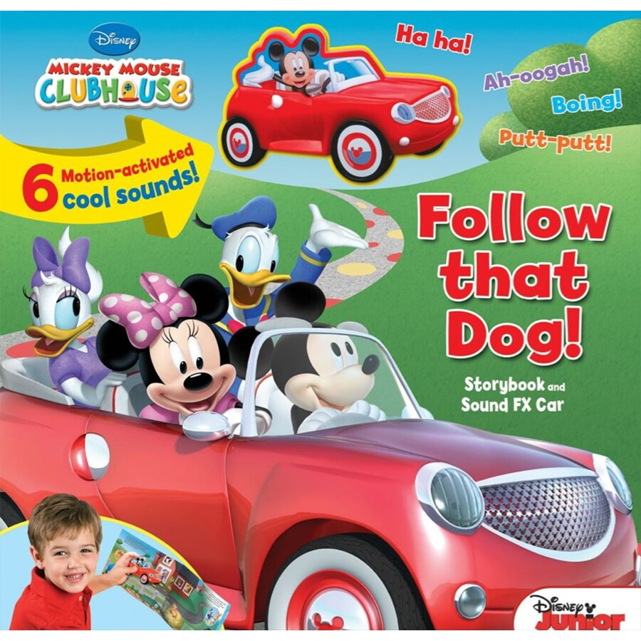 Follow That Dog
