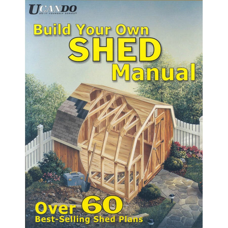 Build your own shed manual