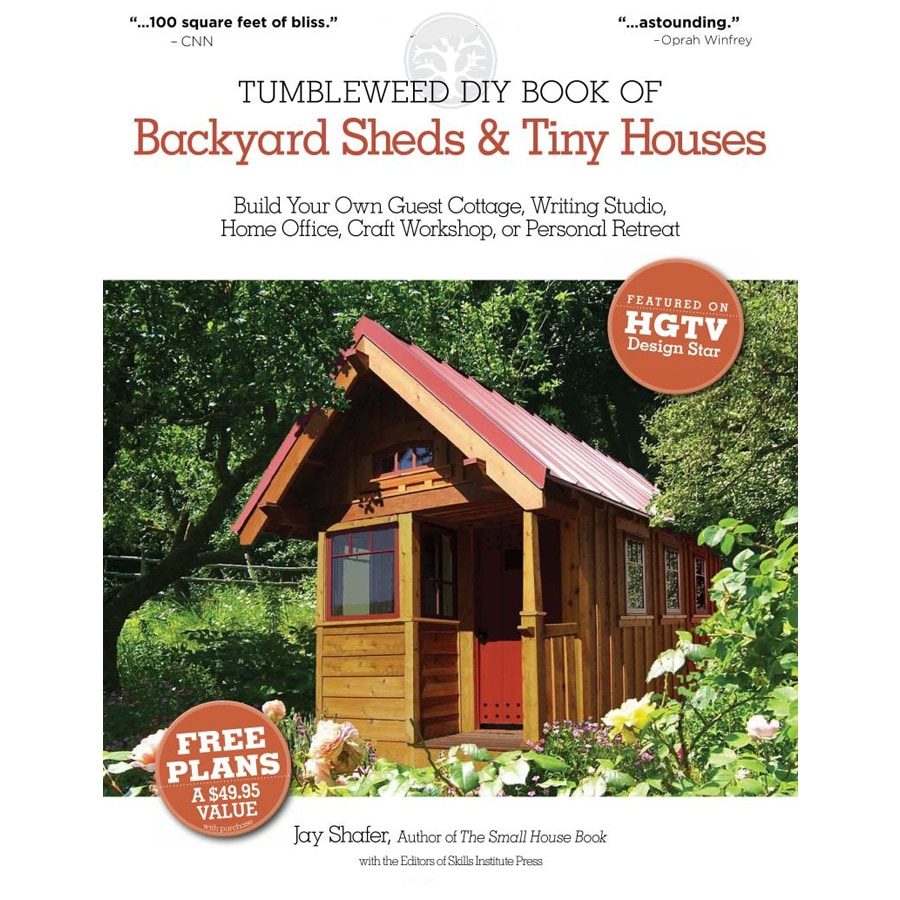 Shop backyard sheds and tiny houses tumbleweed do it yourself book backyard sheds and tiny houses tumbleweed do it yourself book solutioingenieria Gallery