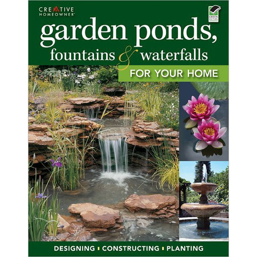 Garden Ponds, Fountains and Waterfalls