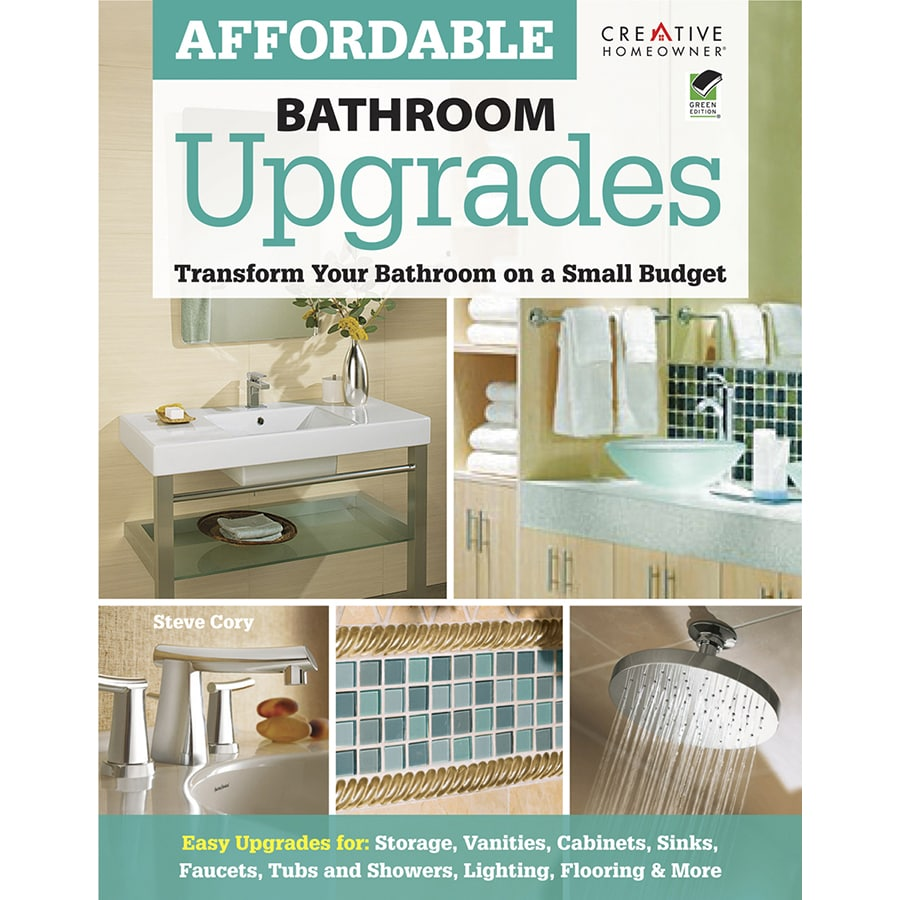 Shop affordable bathroom upgrades at for Affordable baths