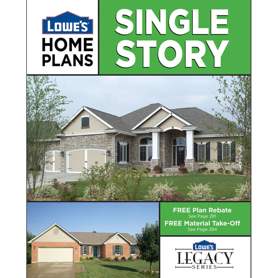 Superior Single Story Home Plans Gallery