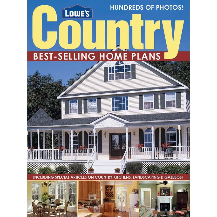 Loews country home plans