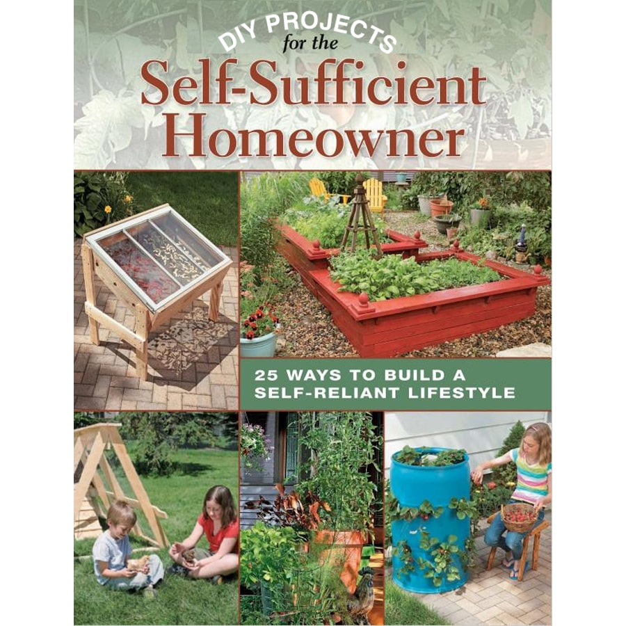 DIY Projects for Self-Sufficient Homeowner
