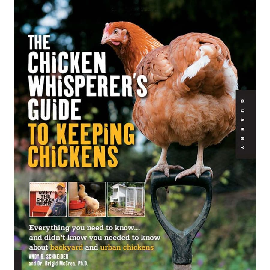 Whisperer's Guide to Keeping Chickens