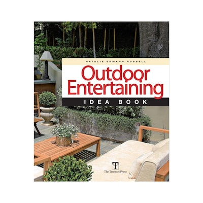 Home Design Alternatives Outdoor Entertaining Idea Book At