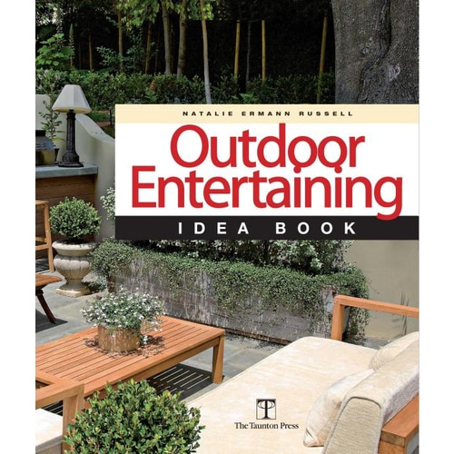 Home Design Alternatives Outdoor Entertaining Idea Book In The Books Department At Lowes Com