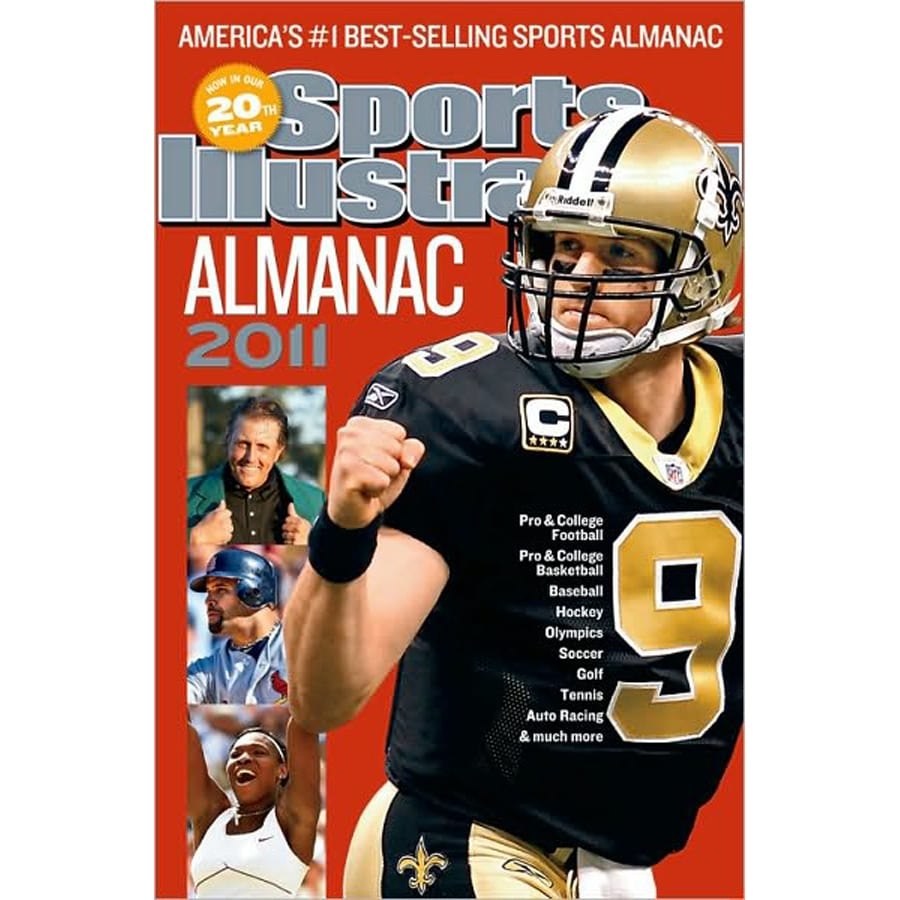 Sports Illustrated 2011 Almanac