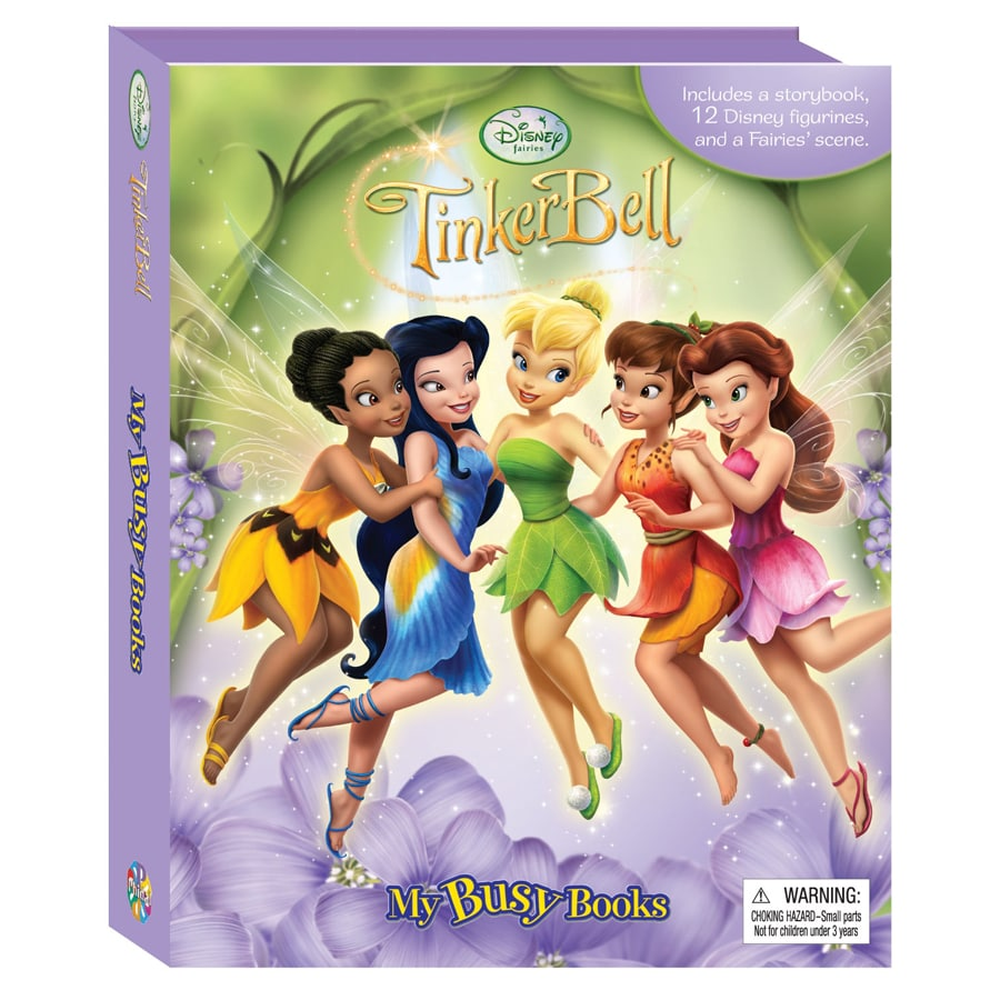Disney Fairies My Busy Book