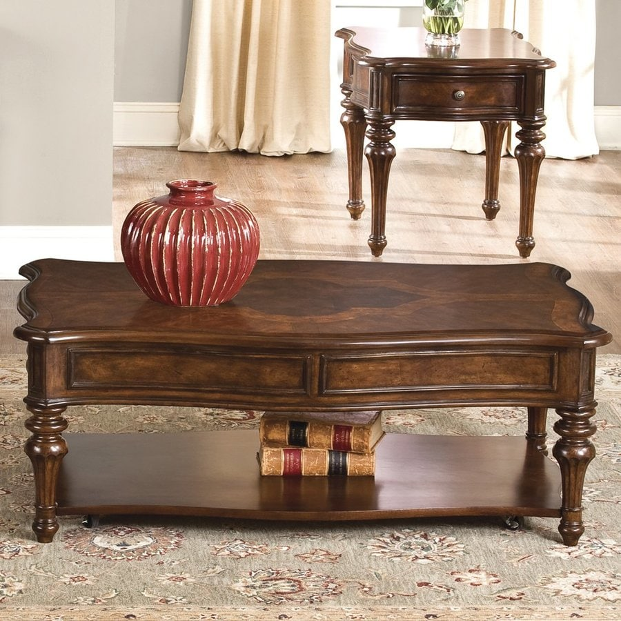 Liberty Furniture Andalusia Cherry Coffee Table