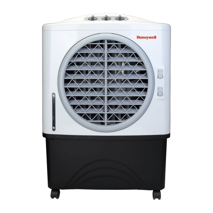 Honeywell 600-sq ft Indoor/Outdoor Direct Portable Evaporative Cooler (1062 CFM)