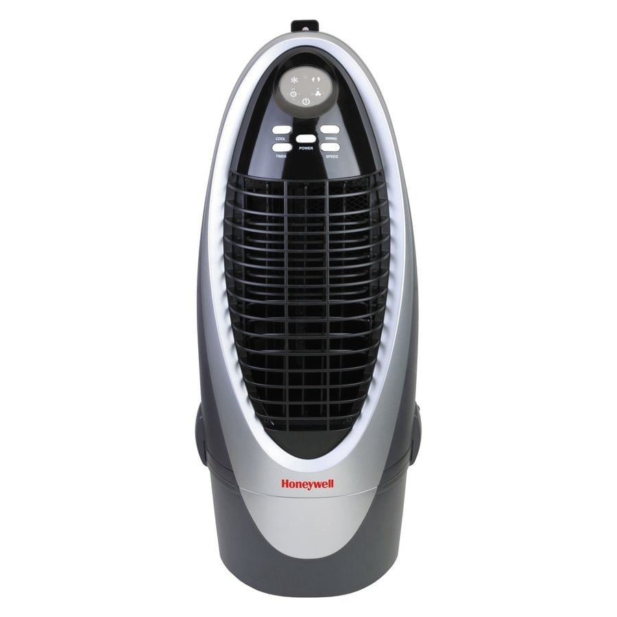 Honeywell 175-sq ft Indoor Direct Portable Evaporative Cooler (300 CFM)