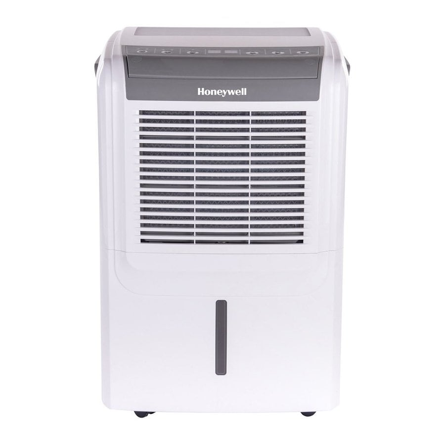 Honeywell 50-Pint 2-Speed Dehumidifier