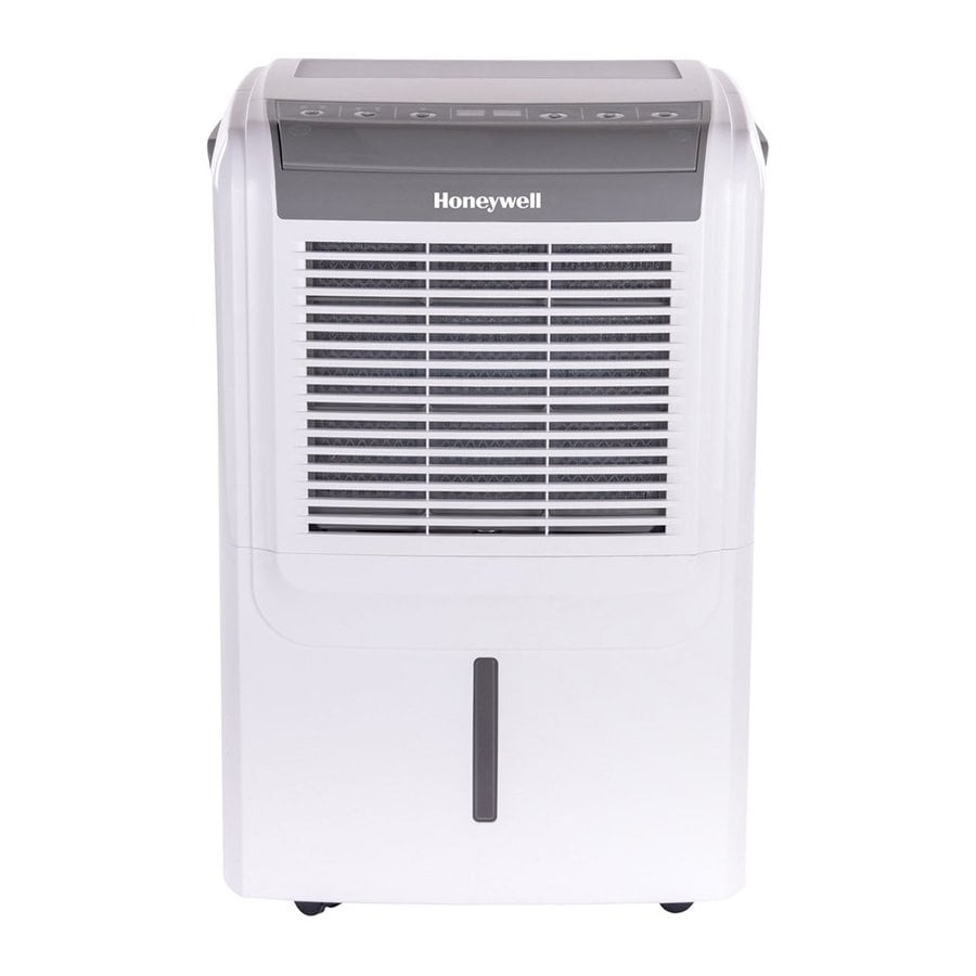 shop honeywell 70 pint 2 speed dehumidifier at