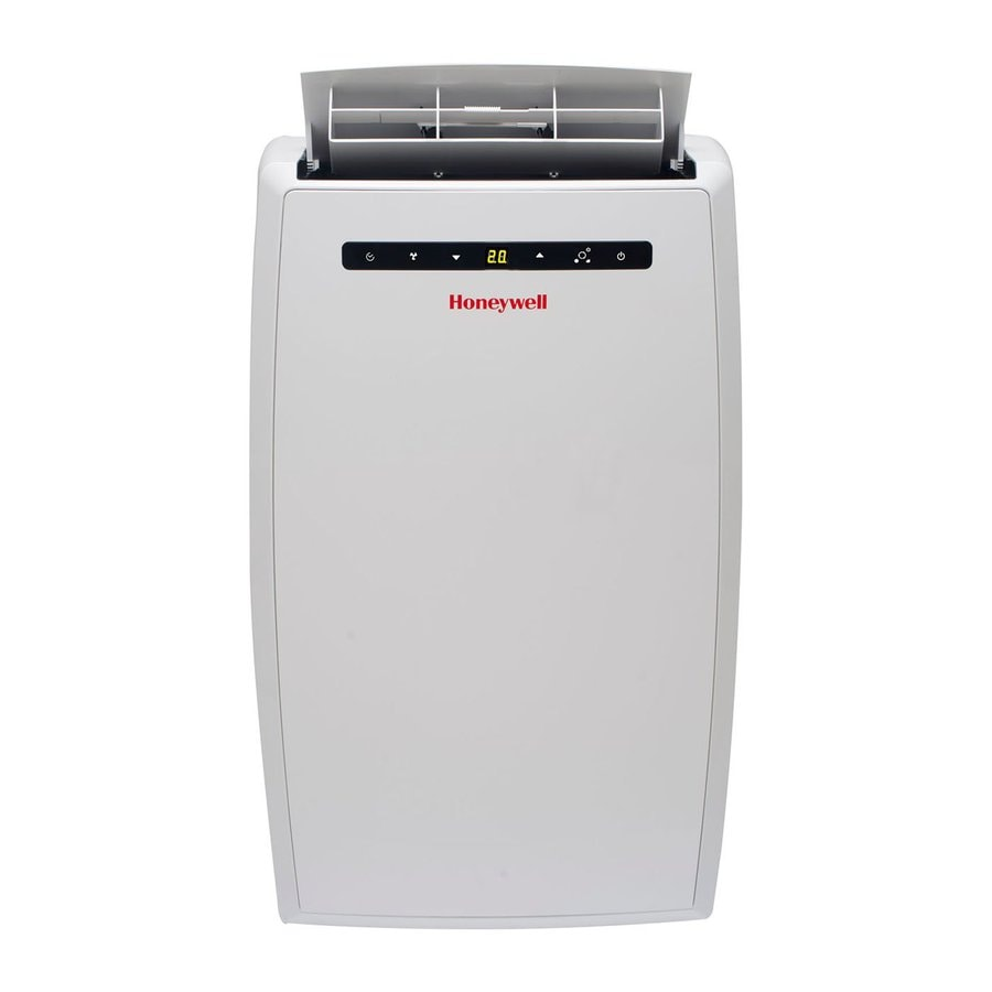 Shop honeywell 400 sq ft 115 volt portable air conditioner for Small room portable air conditioners