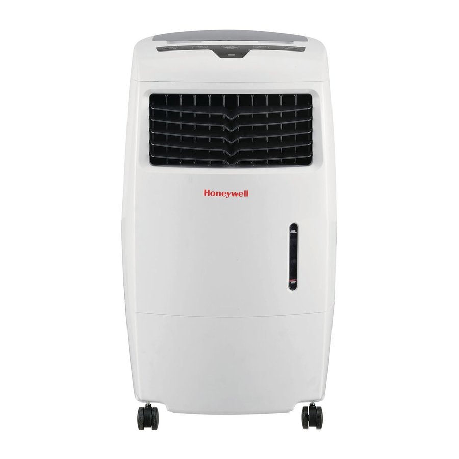 Honeywell 300-sq ft Indoor Direct Portable Evaporative Cooler (470 CFM)