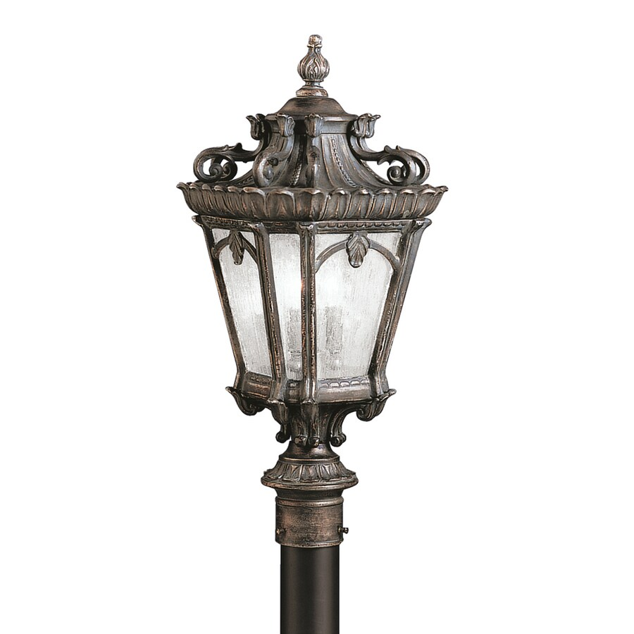Kichler Lighting: Shop Kichler Lighting Tournai 30-in H Londonderry Post