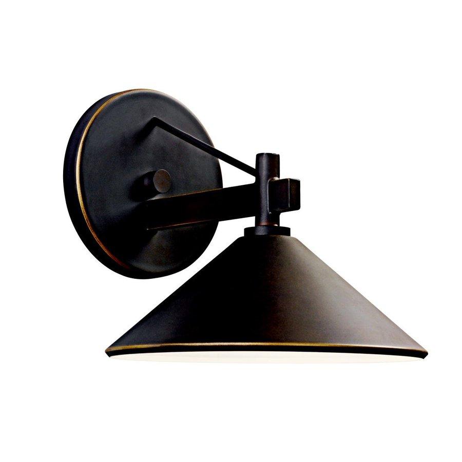 Kichler Lighting Ripley 7.5-in H Olde Bronze Dark Sky Outdoor Wall Light