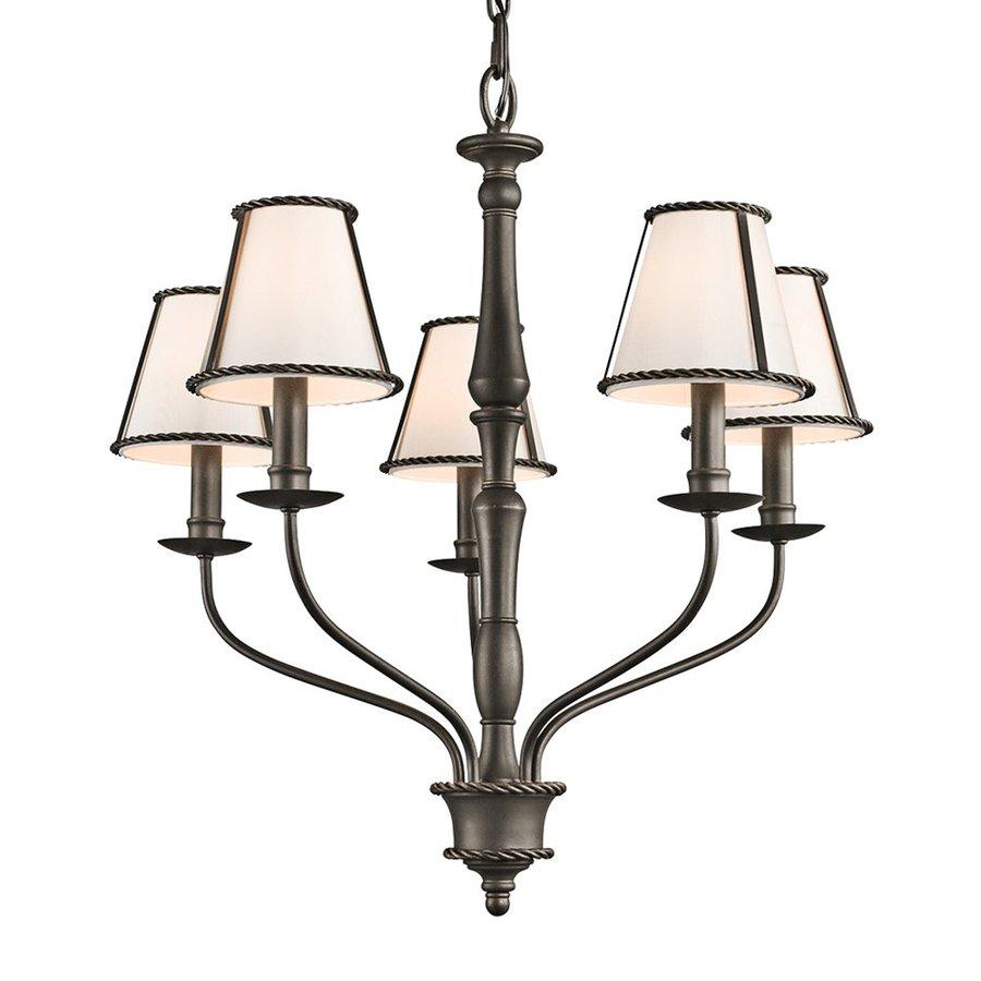 Kichler Lighting Donington 5-Light Olde Bronze Chandelier